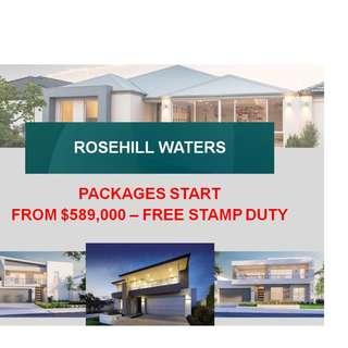 Dijual rumah di Perth Austraila Barat