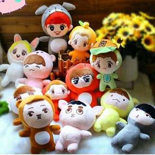 EXO Unofficial dolls