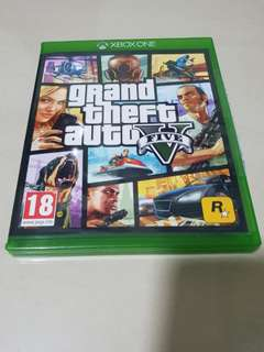 GTA V xbox one $30 ONLY! Grand Theft Auto 5