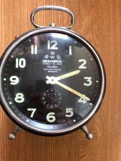 德國機械銅製小鬧鐘