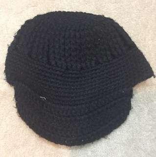 Oakley black beanie hat