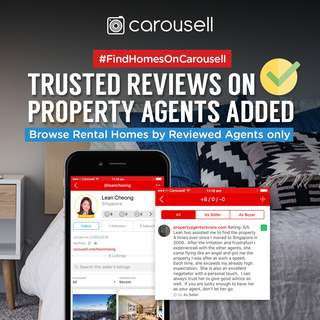 Enquire with confidence! 💬Read authentic reviews on agents based upon past transactions ✅
