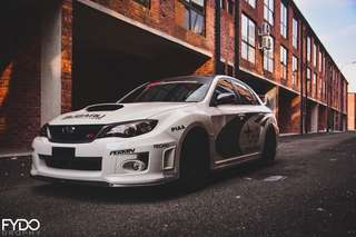 Subaru Impreza WRX STi tS 2.0 Manual Limited JDM Spec