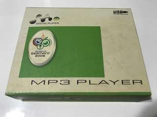Fifa World Cup MP3 player