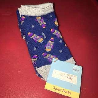 Wonder Kids Boys Socks