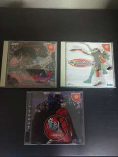 Dreamcast Games Lot