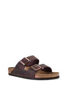 Birkenstock Arizona Brown Smooth Size 42