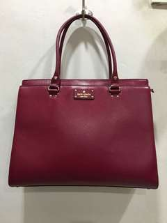 Kate Spade Wellesley Durham Authentic
