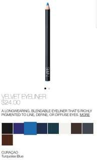 Velvet eyeliner Nars