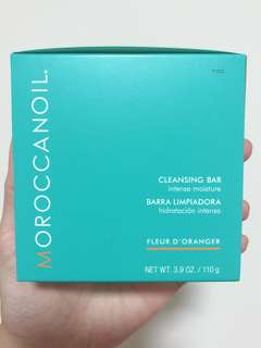 Moroccanoil Cleansing Bar (Orange)