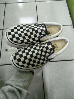 Vans checkeredboard