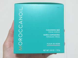 Moroccanoil Cleansing Bar Soap (Rose)