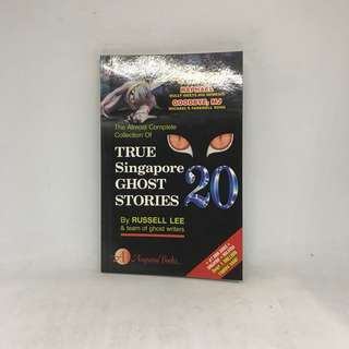 True Singapore Ghost Stories TSGS #20