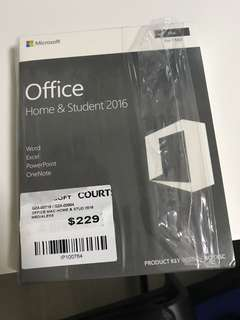 Office-Home& Student 2016