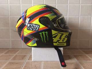 AGV Pista Soleluna Monster Edition