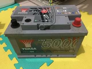 汽車電池 歐系