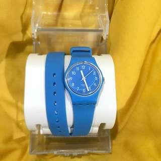 Swatch original blue