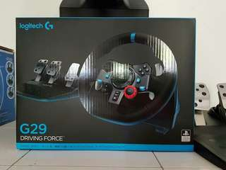 Logitech Driving Force GT G29