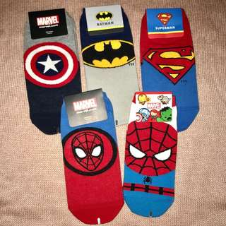 Korean Superhero Socks