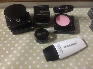 Giorgio Armani CHEEK/EYES&BROW/PRIMER