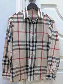 Burberry Print Shirt