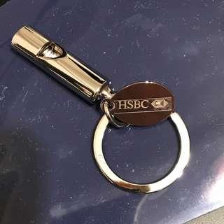 HSBC 紀念鎖匙扣