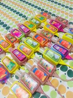 Authentic Pocketbac Bath & Body Works Sanitizers