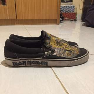 "Vans Slip On x Iron Maiden ""The Killers"""