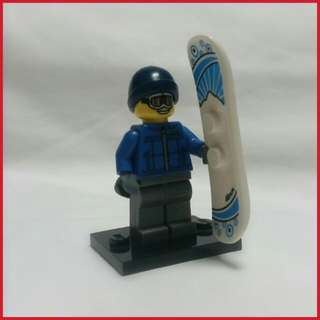 LEGO Minifigures Series 5: Male Snowboarder