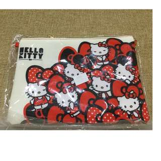 Hello Kitty 手機小側背包。超商取貨免運費。