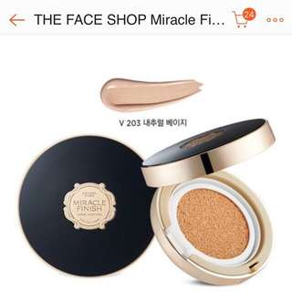 The Face Shop CC Cushion