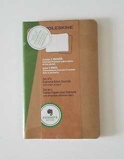 Moleskin Pocket Evernote Ruled Journal