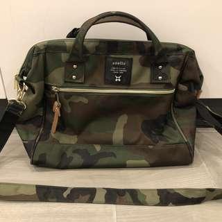 Anello camo sling bag