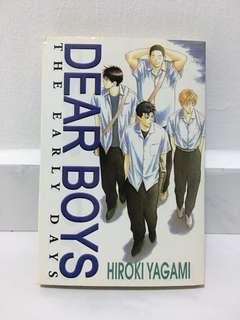 Dear Boys The Early Days (Complete)