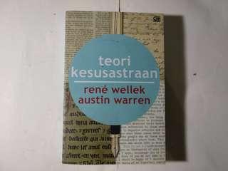 Teori Kesusastraan (René Wellek & Austin Warren)