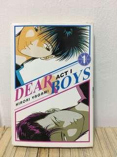 Dear Boys Act 1. Eps 1 - 23 (Complete)