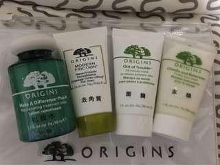 🚚 ORIGINS品木宣言-經典保養四件組