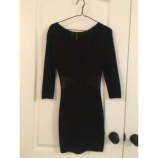 Guess bodycon dress (S)