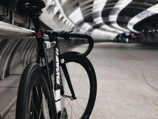 Zipp 404 Track Wheelset Authentic