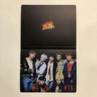 BTS Yes! Card 第36期 精品 相簿