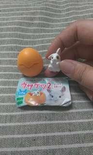 (換物)兔子扭蛋