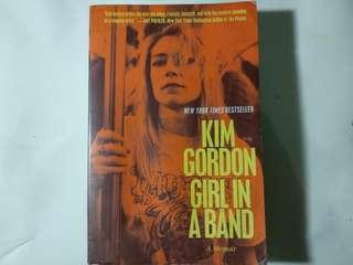 Girl in a Band: A Memoir.