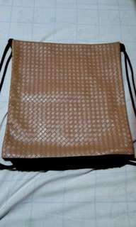 FreeSF | Brown Sling Bag