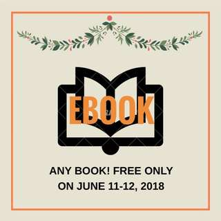 FREE E-BOOK OF ANY BOOK YOU WANT!