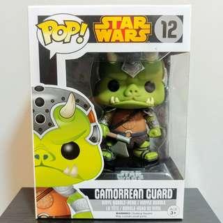 Gamorrean Guard Star Wars Funko Pop