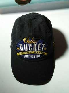 Topi Value Bucket Original Brand Authentic Tag brand Chungli kondisi 95% sangat mulus, bahan masih kaku, warna sangat pekat utuh aman Size: free/all size(pakai strap belakang) full tag logo brand logo brand full bordir