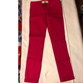 HOLLISTER Pants- Size: 0 W24