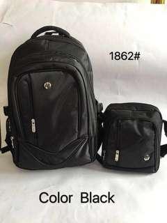 2in1 HP Bag Pack & Sling Bag