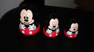 米奇老鼠迷你套娃