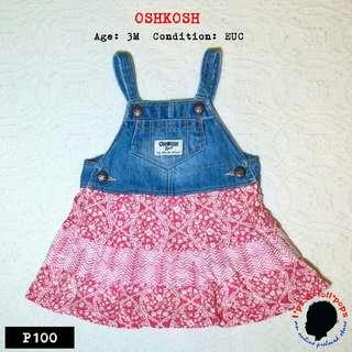 OshKosh Dress For Baby